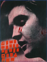 Oedipus (Elvis Johnson #1) by artist Ray Johnson