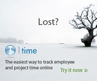 1timetracking - Business online Time Tracking Software