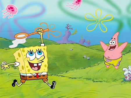 SpongeBob SquarePants & Patirck Star